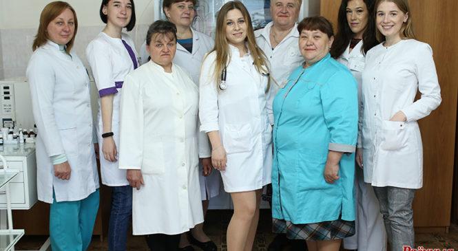 Хараўская амбулаторыя: «Мы адна каманда!»