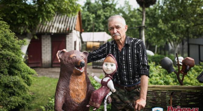 Красивое хобби Вячеслава Виркевича