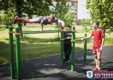 Воркаутер Андрей Кирикович: «Возраст и вес не имеют значения»