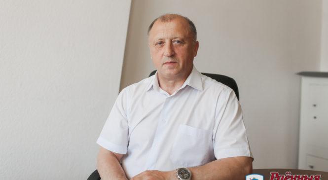 Актуальное интервью с главврачом Пружанской ЦРБ В.М. Дороневичем