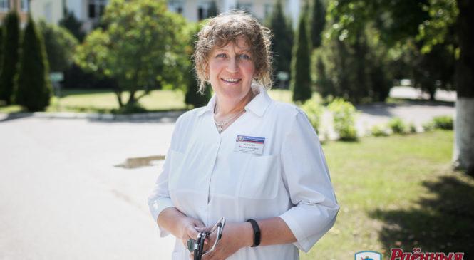 Жанна Жановна Исакова: «Нравится помогать людям»