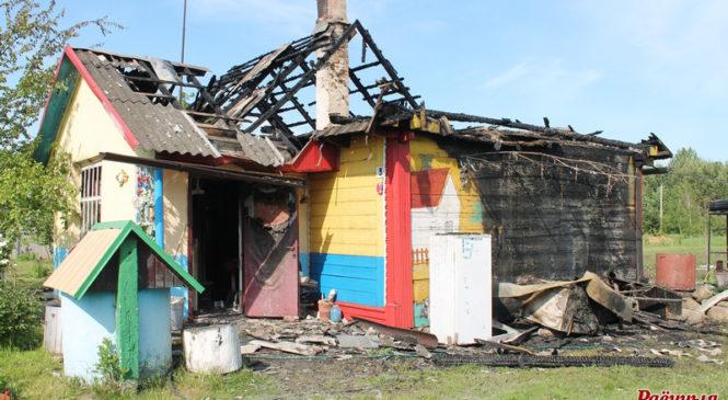 За прошедшие сутки в районе произошло два пожара — в д.Осошники и д.Смоляны. По обоим фактам проводится проверка.