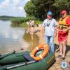 Больше пляжей — больше проблем? Журналисты отправились в рейд по водоемам района