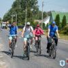 75 километров преодолели пружанские велосипедисты в честь годовщины освобождения Беларуси