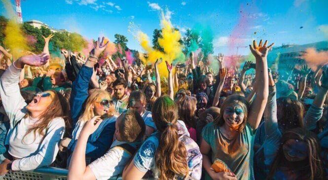 1 августа в городе Пружаны пройдёт Фестиваль красок ColorFest!