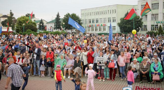 Мы – разам за Беларусь!