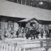 Бакуноўская школа ў 1950-я гады