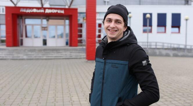 Трэнер па хакеі Ілья Ільяшэвіч: «Трэба проста ставіць мэту і ісці да яе»