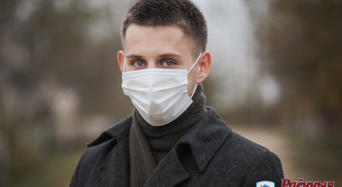Внимание! В Брестской области принято решение о ношении масок!