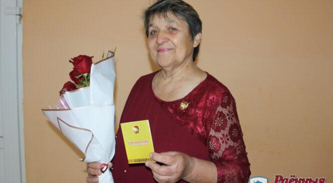 Свой 70-гадовы юбілей адзначыла Раіса Аляксандраўна Бульчук