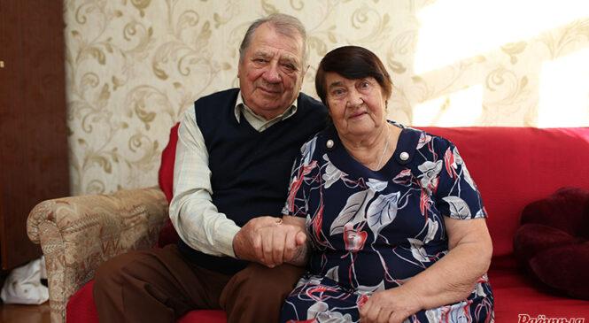 Брыльянтавыя юбіляры Філімовічы з Шарашэва падзяліліся сакрэтам сямейнага шчасця