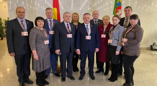 Лукашэнка: форум паказаў высокае запатрабаванне грамадства на захаванне сістэмы каштоўнасцей і прыярытэтаў