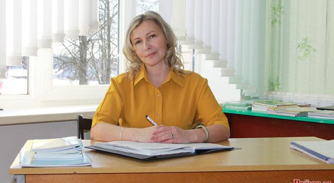 Настаўніца Алена Саліванава пра беларускую мову, працяг адукацыі і клас з  чатырох вучняў