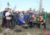 Навучэнцы Пружанскага аграрна-тэхнічнага каледжа далі старт новаму працоўнаму семестру і пасадзілі лес