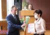 Напярэдадні 1 мая адбылося ўшанаванне лепшых працаўнікоў Пружанскага раёна