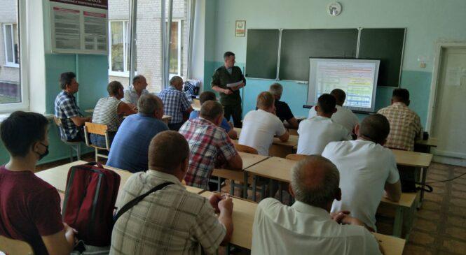 В Пружанском районе прошли занятия с базами мобилизационного развертывания в рамках занятий по боевой готовности Вооруженных Сил Республики Беларусь