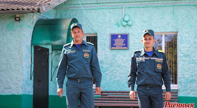 Выратавальнікам давялося месяц лячыцца пасля пажару ў Ружанах. Падчас першага дзяжурства пасля выздараўлення паступіў трывожны выклік…