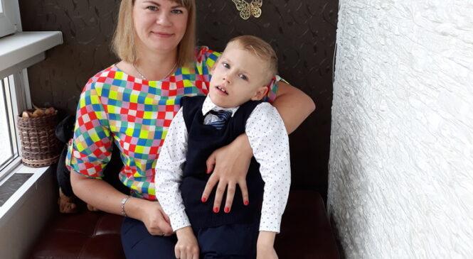 «Заложник собственного тела». 11-летнему борисовчанину Илье Костюковичу нужна наша помощь