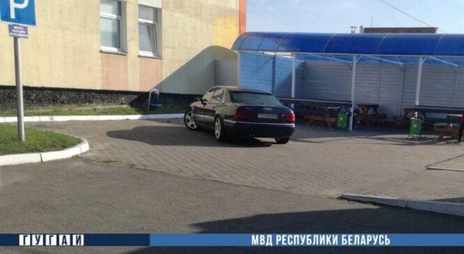 Водитель «Ауди» допустил наезд на пешеходов в Пружанах