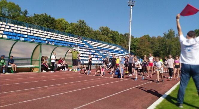 Лёгкаатлеты з ДЮСШ №1 г. Пружаны заявілі пра сябе на турніры ў Кобрыне і першынстве вобласці ў Брэсце