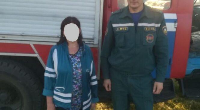 Женщина в Пружанском районе отправилась за ягодами и потерялась. На помощь пришли спасатели