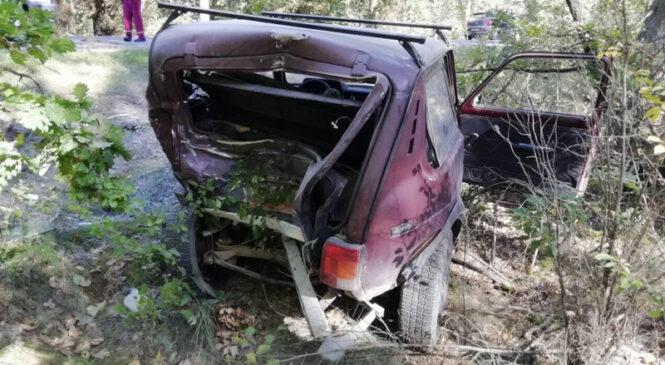 В результате попутного столкновения в Пружанском районе погиб водитель